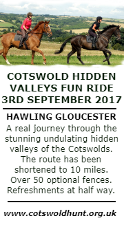 Cotswold Hidden Valleys Fun Ride