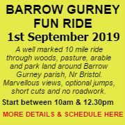 Barrow Gurney Fun Ride